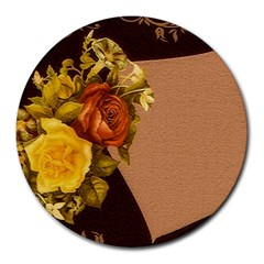 Place Card 1954137 1920 Round Mousepads by vintage2030