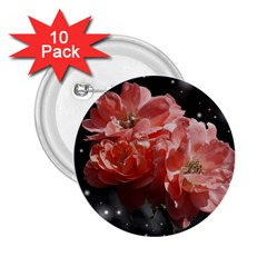 Rose 572757 1920 2 25  Buttons (10 Pack)  by vintage2030