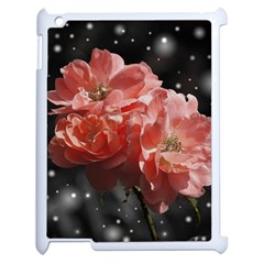 Rose 572757 1920 Apple Ipad 2 Case (white) by vintage2030
