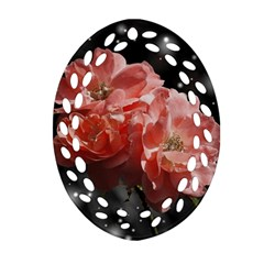 Rose 572757 1920 Oval Filigree Ornament (two Sides) by vintage2030