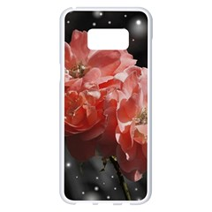Rose 572757 1920 Samsung Galaxy S8 Plus White Seamless Case by vintage2030