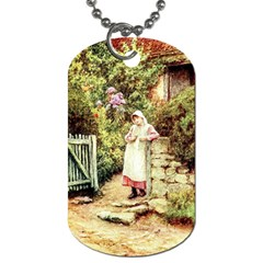 Vintage 1895908 1920 Dog Tag (two Sides) by vintage2030