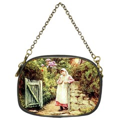 Vintage 1895908 1920 Chain Purse (one Side)