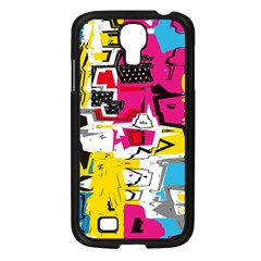 Distorted Shapes                                      Sony Xperia V Hardshell Case by LalyLauraFLM