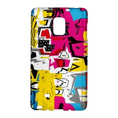 Distorted Shapes                                      Samsung Galaxy Note 4 Leather Folio by LalyLauraFLM