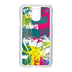 Cracked Shapes                                       Motorola Moto G (1st Generation) Hardshell Case by LalyLauraFLM