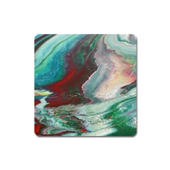 Dreams In Color Square Magnet by WILLBIRDWELL