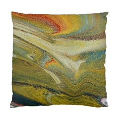 Rainbow Tornado Standard Cushion Case (one Side) by WILLBIRDWELL