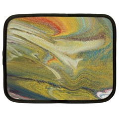 Rainbow Tornado Netbook Case (xl) by WILLBIRDWELL