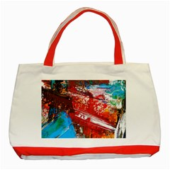 Graden 3 Classic Tote Bag (red)
