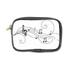 Music Partition Coin Purse by alllovelyideas