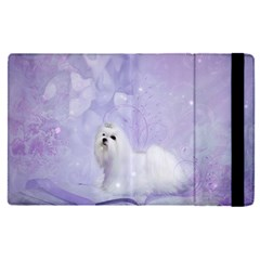 Cute Little Maltese, Soft Colors Ipad Mini 4 by FantasyWorld7