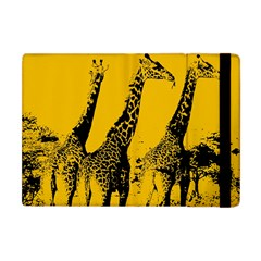 Giraffe  Apple Ipad Mini Flip Case by Valentinaart
