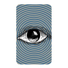 Pop Art Eye Memory Card Reader (rectangular)