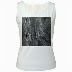 E217c5e771bba9ed2961bac83cb4ff7a Women s White Tank Top by Nsglobal