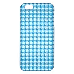 Oktoberfest Bavarian Blue Houndstooth Check Iphone 6 Plus/6s Plus Tpu Case by PodArtist