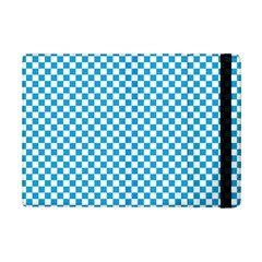 Oktoberfest Bavarian Blue And White Checkerboard Ipad Mini 2 Flip Cases by PodArtist