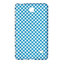 Oktoberfest Bavarian Blue And White Checkerboard Samsung Galaxy Tab 4 (8 ) Hardshell Case  by PodArtist