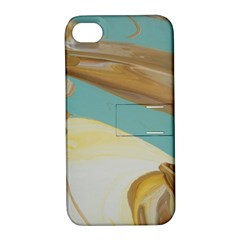Sun Bubble Apple Iphone 4/4s Hardshell Case With Stand by WILLBIRDWELL