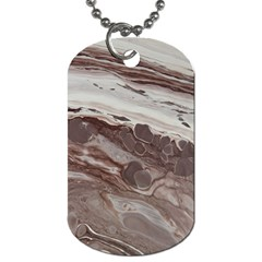 Mud Dog Tag (two Sides) by WILLBIRDWELL