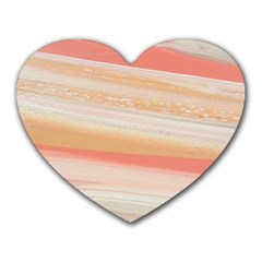 Alien Atmosphere Heart Mousepads