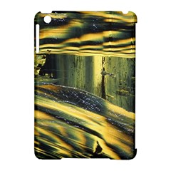 Yellow Dog Apple Ipad Mini Hardshell Case (compatible With Smart Cover) by WILLBIRDWELL