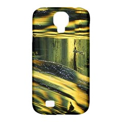 Yellow Dog Samsung Galaxy S4 Classic Hardshell Case (pc+silicone)