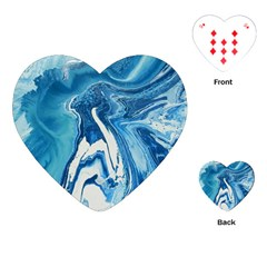 Tsunami Playing Cards (heart) by WILLBIRDWELL