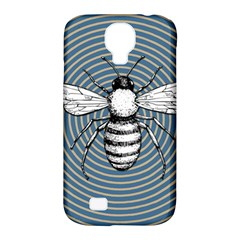 Pop Art  Bee Samsung Galaxy S4 Classic Hardshell Case (pc+silicone) by Valentinaart