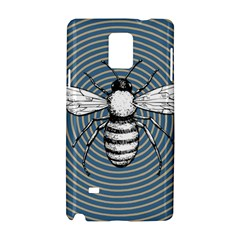 Pop Art  Bee Samsung Galaxy Note 4 Hardshell Case
