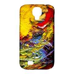 Yellow Chik 3 Samsung Galaxy S4 Classic Hardshell Case (pc+silicone) by bestdesignintheworld