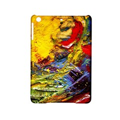 Yellow Chik 3 Ipad Mini 2 Hardshell Cases by bestdesignintheworld
