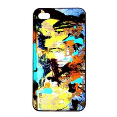 Fragrance Of Kenia 6 Apple Iphone 4/4s Seamless Case (black) by bestdesignintheworld
