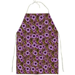 The Sky Is Not The Limit For A Floral Delight Full Print Aprons by pepitasart
