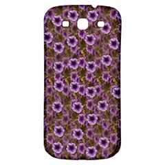 The Sky Is Not The Limit For A Floral Delight Samsung Galaxy S3 S Iii Classic Hardshell Back Case by pepitasart