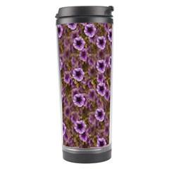 The Sky Is Not The Limit For A Floral Delight Travel Tumbler by pepitasart