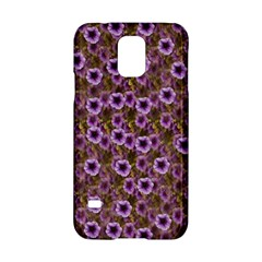 The Sky Is Not The Limit For A Floral Delight Samsung Galaxy S5 Hardshell Case  by pepitasart
