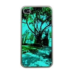 Hot Day In Dallas 50 Apple Iphone 4 Case (clear) by bestdesignintheworld