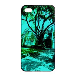 Hot Day In Dallas 50 Apple Iphone 4/4s Seamless Case (black) by bestdesignintheworld