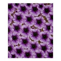 The Sky Is Not The Limit For Beautiful Big Flowers Shower Curtain 60  X 72  (medium)  by pepitasart