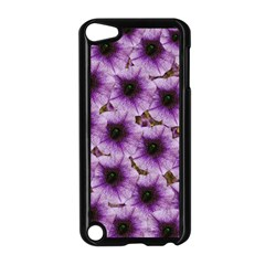 The Sky Is Not The Limit For Beautiful Big Flowers Apple Ipod Touch 5 Case (black) by pepitasart