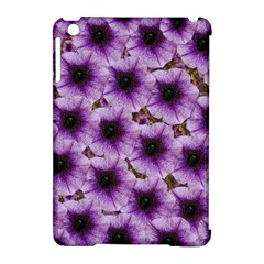 The Sky Is Not The Limit For Beautiful Big Flowers Apple Ipad Mini Hardshell Case (compatible With Smart Cover) by pepitasart