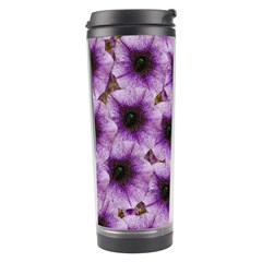 The Sky Is Not The Limit For Beautiful Big Flowers Travel Tumbler by pepitasart