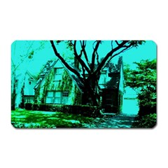 Hot Day In Dallas 50 Magnet (rectangular) by bestdesignintheworld