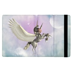 Cute Little Pegasus In The Sky, Cartoon Ipad Mini 4 by FantasyWorld7