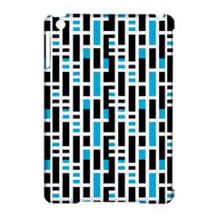 Linear Sequence Pattern Design Apple Ipad Mini Hardshell Case (compatible With Smart Cover) by dflcprintsclothing