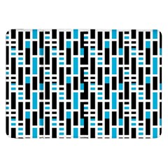 Linear Sequence Pattern Design Samsung Galaxy Tab 8 9  P7300 Flip Case by dflcprintsclothing