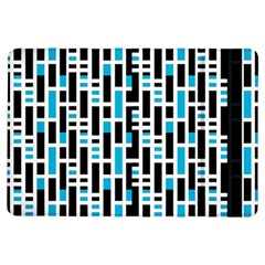 Linear Sequence Pattern Design Ipad Air Flip by dflcprintsclothing
