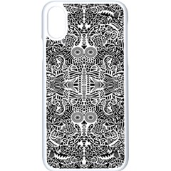 Please Thank You Apple Iphone X Seamless Case (white) by MRTACPANS