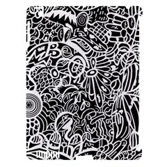 Maze Draw Apple Ipad 3/4 Hardshell Case (compatible With Smart Cover)